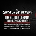 flyer The Dungeon of Demons