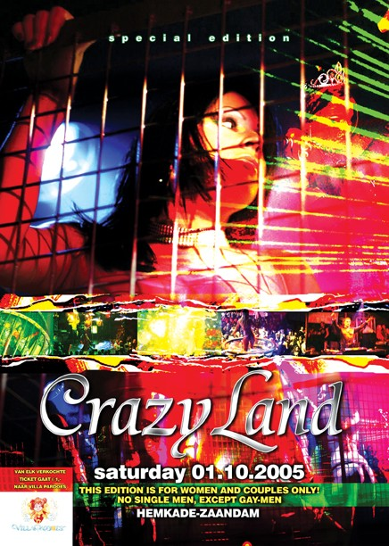 flyer Crazyland