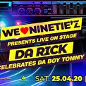flyer We love Ninetie'z