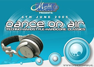 Dance On Air (flyer)