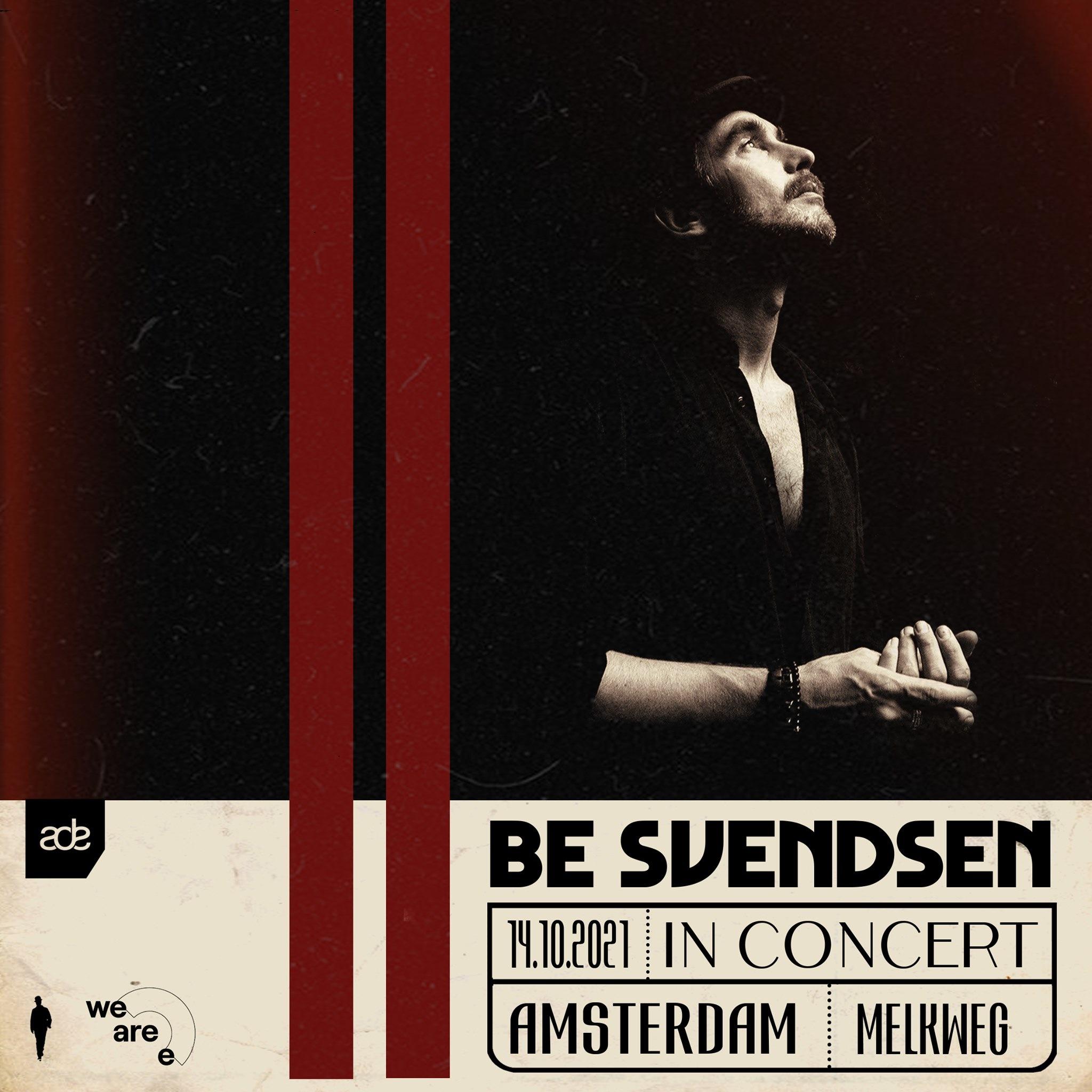 Be Svendsen In Concert