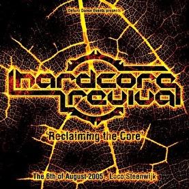 Hardcore Revival (flyer)