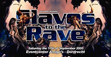 Slaves to the Rave (flyer)