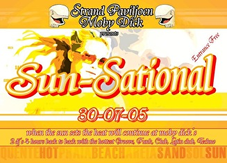 Sun-Sational (flyer)