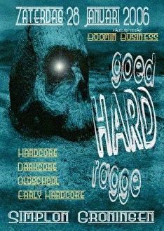 Goed Hard Ragge (flyer)