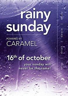 Rainy Sunday 16 October 2005 Rain Amsterdam Event