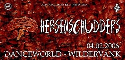 Hersenschudders (flyer)
