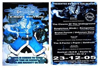 flyer The darkforce dimension