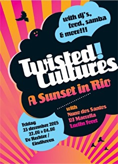 Twisted cultures (flyer)