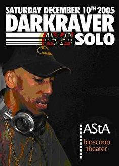 Darkraver solo (flyer)