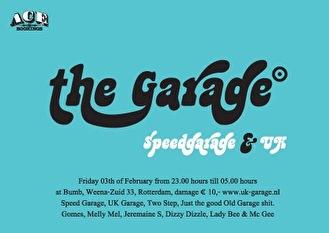 The garage (flyer)
