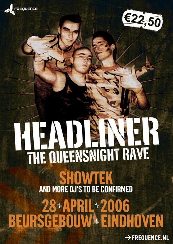Headliner (flyer)