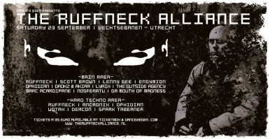 flyer The Ruffneck Alliance