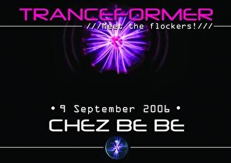 Tranceformer (flyer)