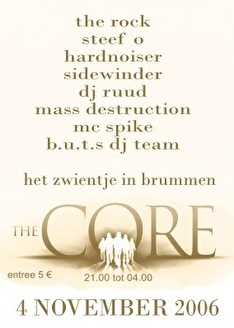 The core (flyer)