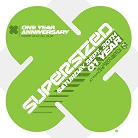 Supersized (flyer)