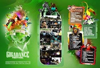 Gigadance (flyer)