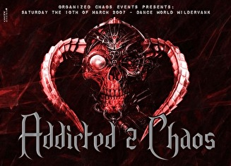 Addicted 2 Chaos (flyer)
