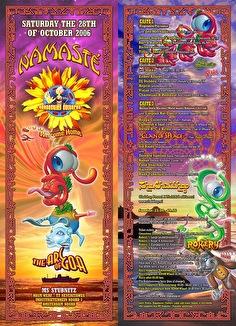Namasté (flyer)