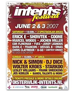 Intents 2007 (flyer)