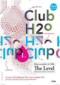 Club H20 (flyer)