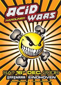flyer Acid wars