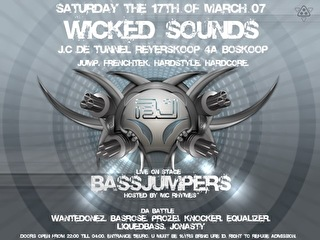 Wicked Sounds (flyer)