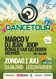 Dancetour 2007 (flyer)