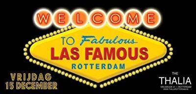 Las famous (flyer)