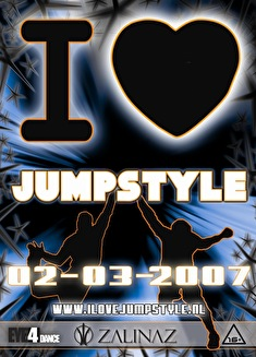 I Love Jumpstyle (flyer)