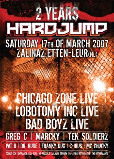 flyer 2 Years Hardjump