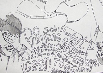 De Schillenhut (flyer)