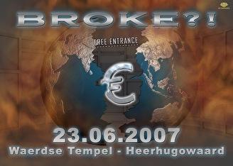 Broke?! (flyer)