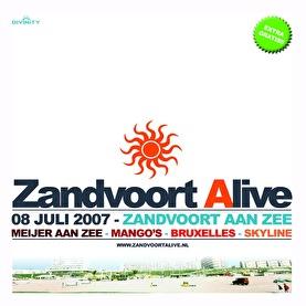 Zandvoort Alive (flyer)