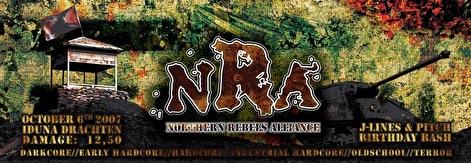 Northern Rebels Alliance (flyer)