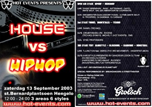 afbeelding House Vs Hiphop