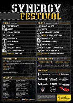 afbeelding Synergy Festival