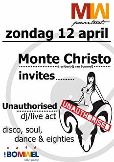 Monte Christo invites (afbeelding)