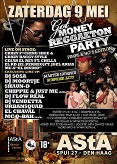 Got money reggaeton party (afbeelding)