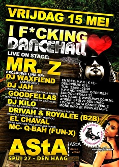I f*cking love dancehall (afbeelding)