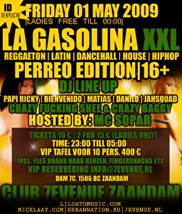 La Gasolina XXL (afbeelding)