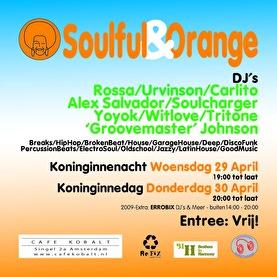 Soulful & Orange (afbeelding)