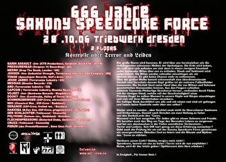 666 Jahre Saxony Speedcore Force (afbeelding)