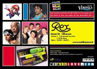 We All Love 80's & 90's (afbeelding)