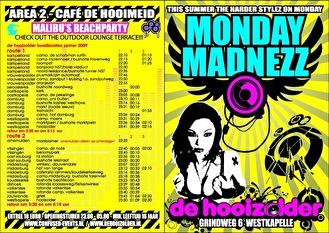 Monday Madnezz (afbeelding)