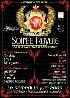 Soirée Royale (afbeelding)