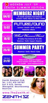Summer Party (afbeelding)