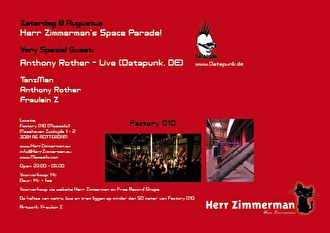 Herr Zimmerman's Space Parade (afbeelding)