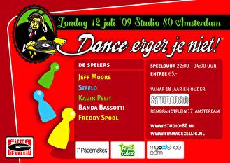 Dance Erger Je Niet! (afbeelding)