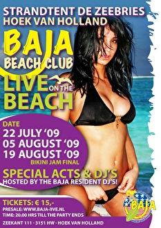 Baja Live on the Beach (afbeelding)